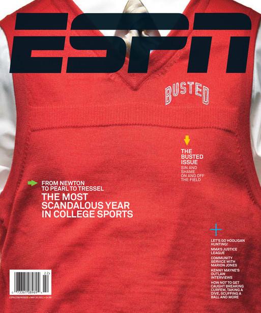 RIP, ESPN the Magazine
