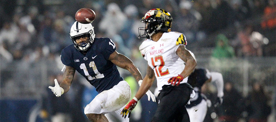 Micah Parsons is expected to lead the PSU defense in 2019.