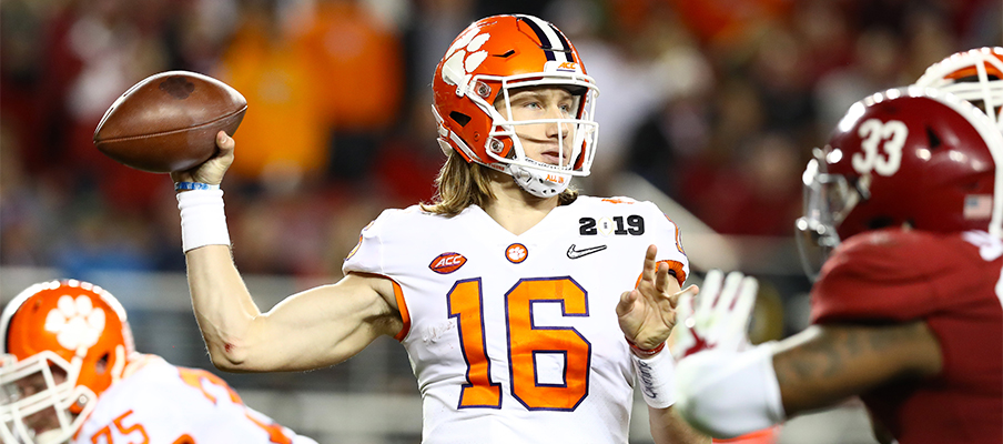 Trevor Lawrence and the Tigers have a fairly easy path to the playoffs.