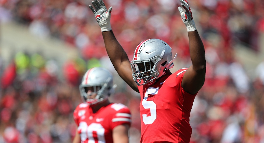Debriefing: Ohio State Is The Only #VARSITY Team in the State