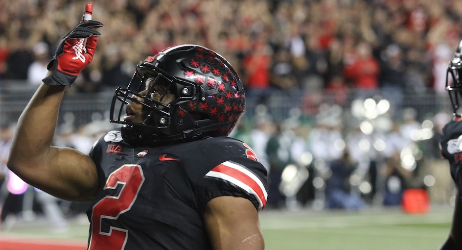 Ohio State Names Jashon Cornell, Shaun Wade, J.K. Dobbins, Thayer Munford, Drue Chrisman and Chris Olave As Players of the Game Against Michigan State, Plus 14 Additional Champions