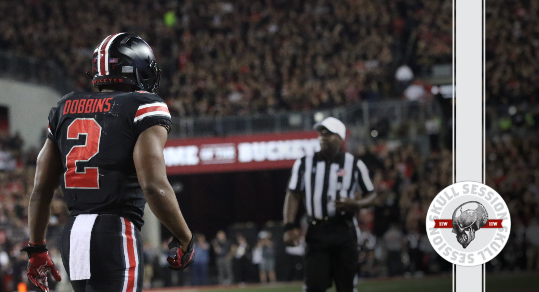Skull Session: Ryan Day Doesn't Want to Move, Nick Bosa Planted the Flag For Buckeyes Past, and Justin Fields is Among the Nation's Best