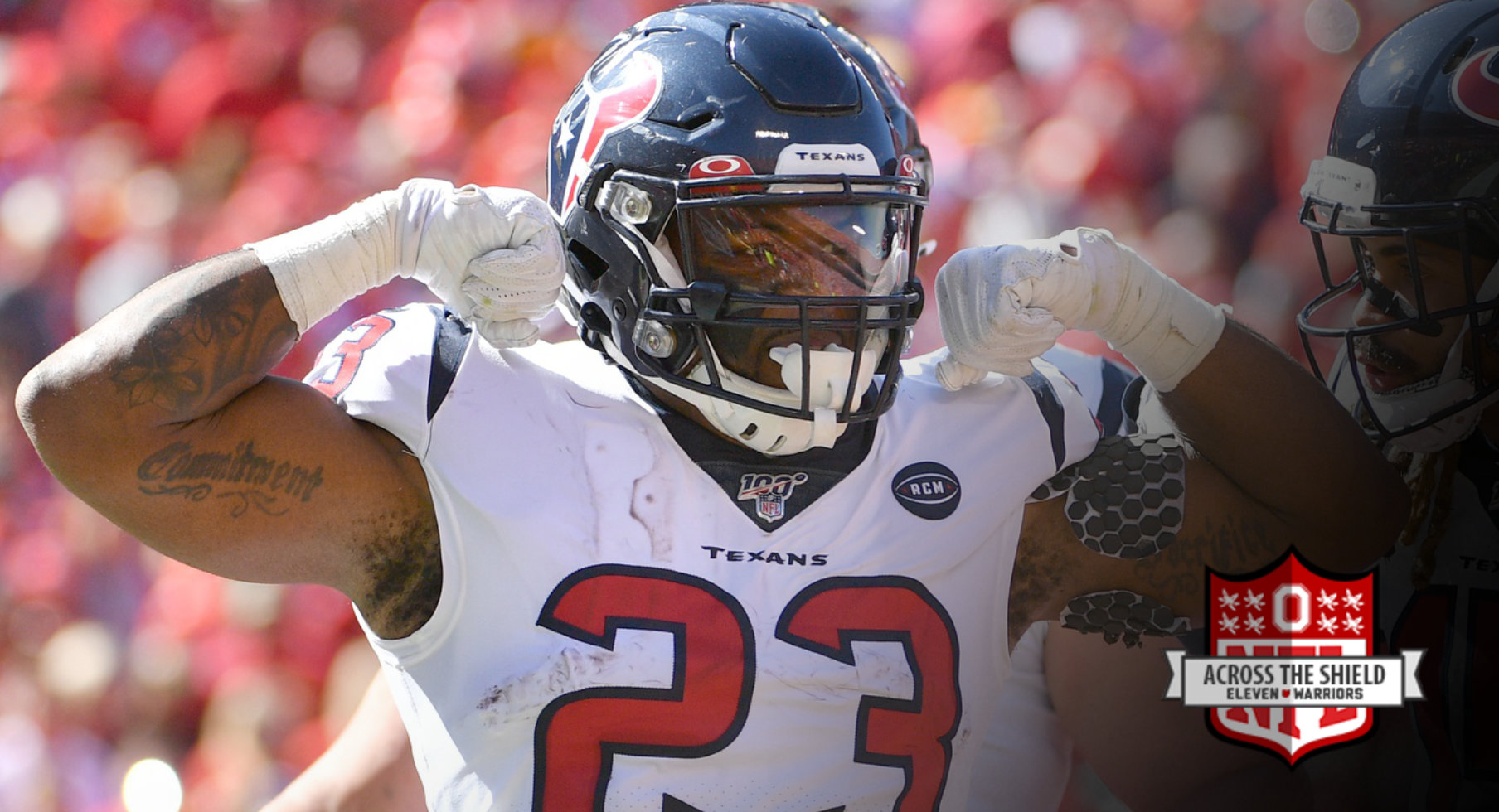 Across the Shield: Terry McLaurin Continues to Shine in Washington, Curtis Samuel Goes Off Across the Pond, Carlos Hyde Powers Texans to Upset Win