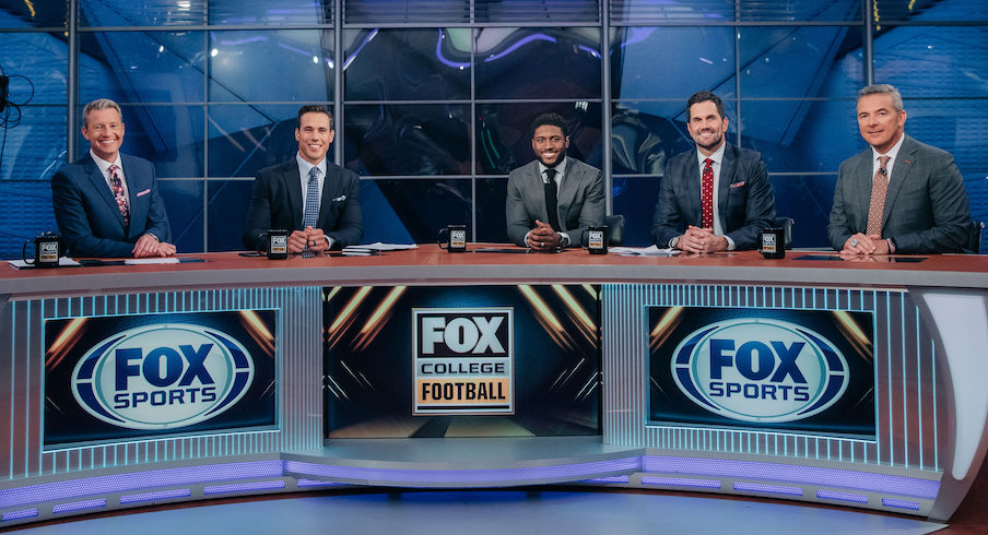 Fox's Big Noon Kickoff to Broadcast Live from Ohio Stadium Before Ohio State-Wisconsin Game