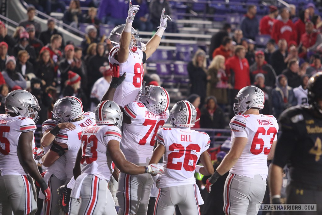 Northwestern Debriefing: Ohio State Throttles Wildcats, Sets Up Big Time Date With Wisconsin Next Week