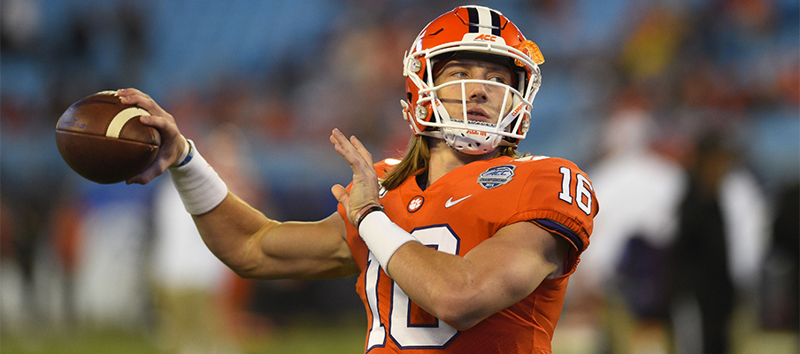 Trevor Lawrence and the Clemson offense present a stiff challenge.