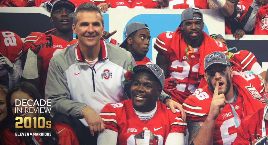 Decade in Review: The Highs and Lows From Big Ten and National Championships