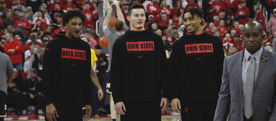 Musa Jallow, Kyle Young, Justice Sueing