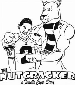 the nutcracker t-shirt design