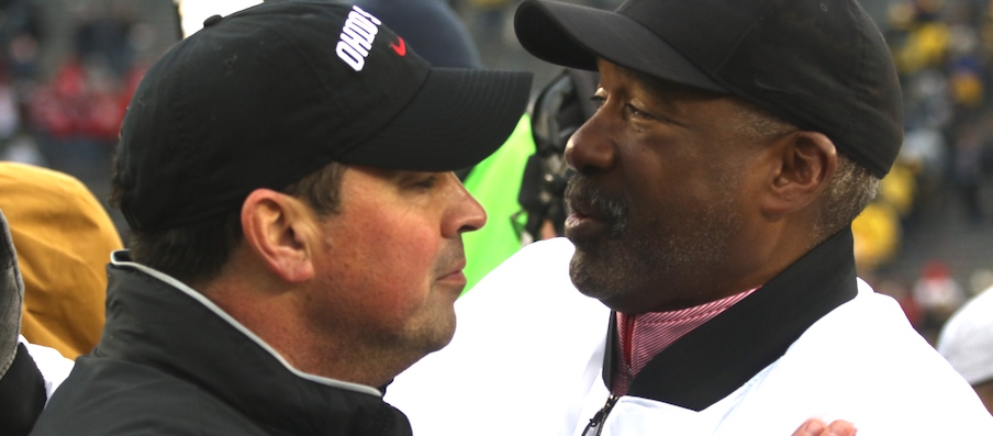Ryan Day and Gene Smith