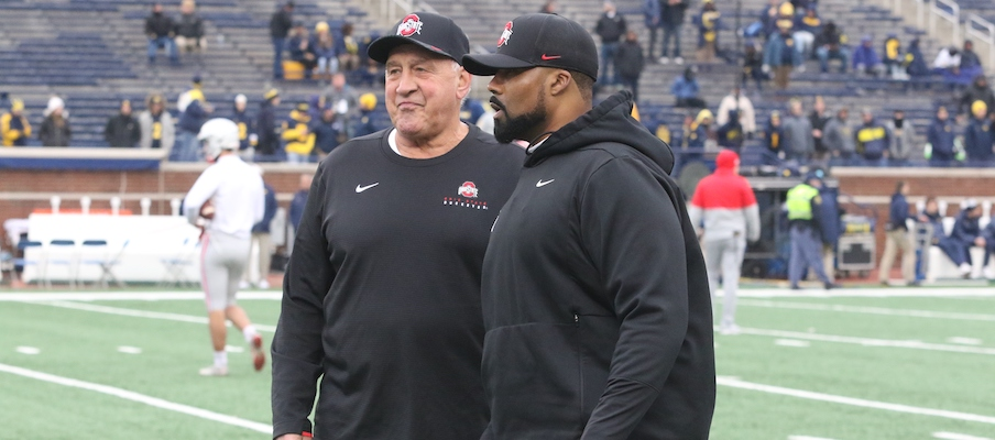 Greg Mattison and Al Washington