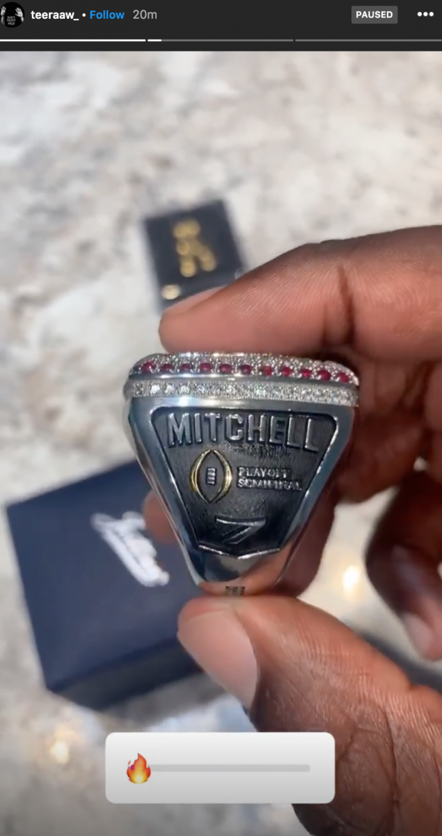 Mitchell's ring