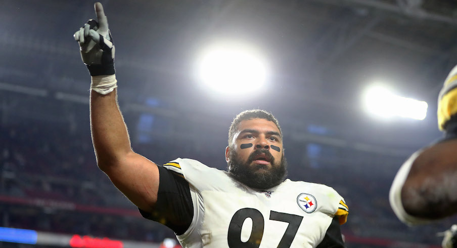 Former Ohio State Defensive Lineman Cameron Heyward Agrees to Four ...