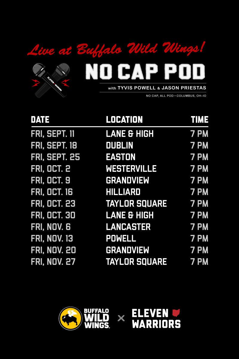 NO CAP ALL POD