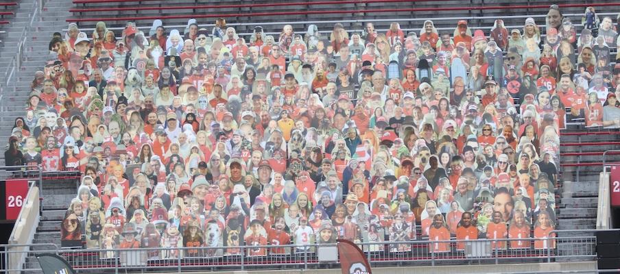 Fan cutouts