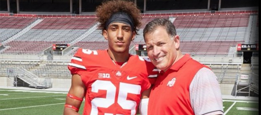 Greg Schiano and Peyton Powell almost joined forces in a different Big Ten town.