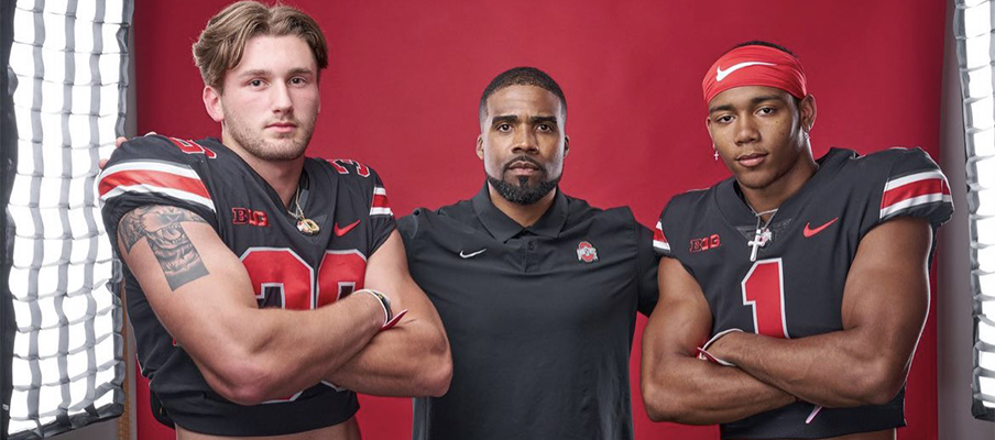 Gabe Powers and C.J. Hicks are already in the fold at linebacker.