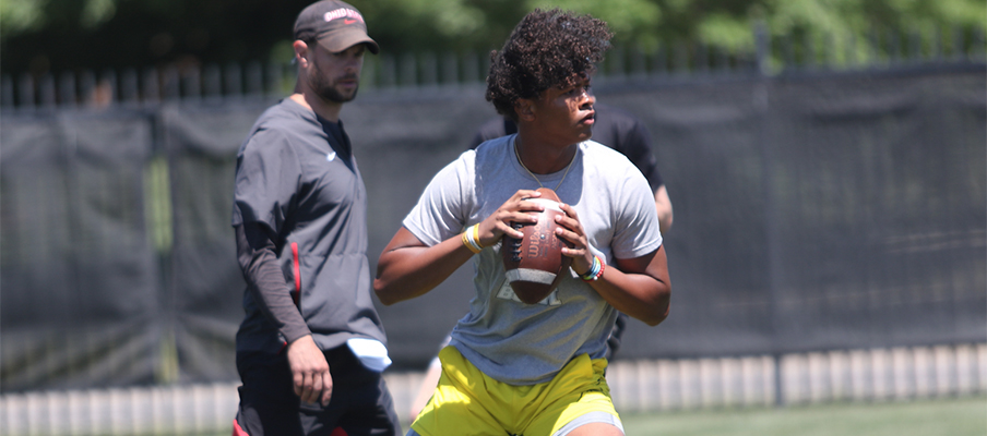 Jadyn Davis could be Ryan Day's guy sooner rather than later.
