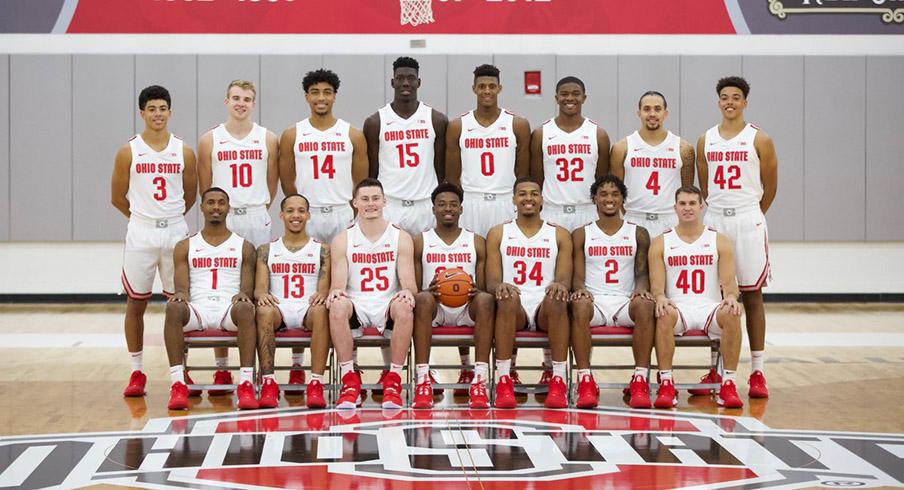 Ohio State Men S Basketball Schedule Eleven Warriors
