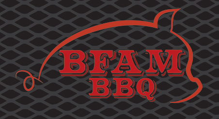 Catering for the Gold Pants Social is provided by BFAM BBQ
