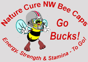 Nature Cure NW Bee Caps