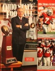 The 1994 media guide featured Cooper showing off the Thrifty Car Rental Holiday Bowl trophy