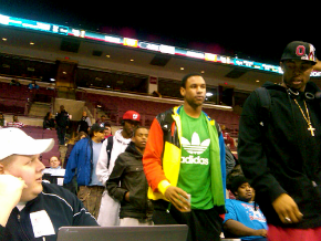 Sullinger and Weatherspoon Entered Ready to Play