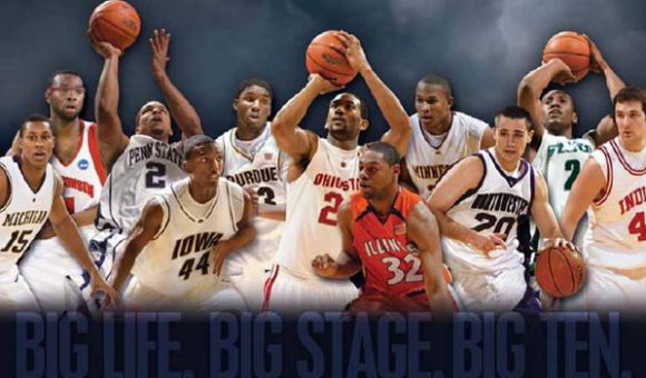 Big Ten Going Dancing
