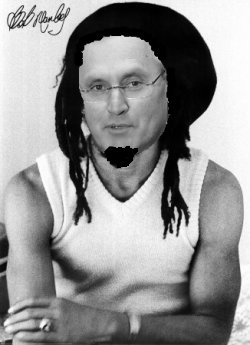 The original Rasta-Tressel