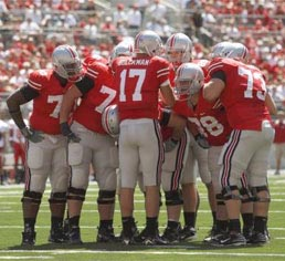 The Buckeye offense