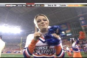 Boise State's heart is this big