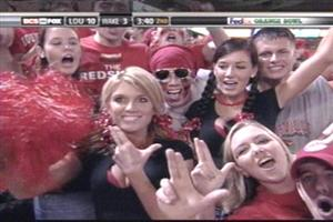 Louisville has spirit