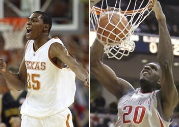 Kevin Durant and Greg Oden