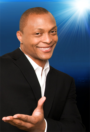 Eddie George is gorgeous