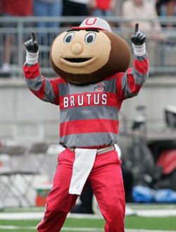 The Buckeyes are 13/15 in Big Ten titles for football, men's basketball and women's basketball over the past five years.