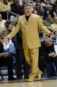The Glorious Golden Suit