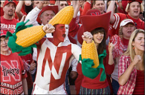 Huskers hope to start competing on the field in 2011