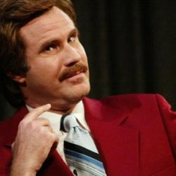 I'm Ron Burgundy's picture