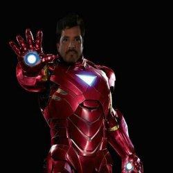 Tony Stark's picture
