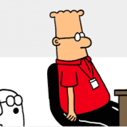 Dilbert's picture