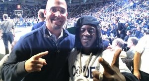 Flavor Flav and The Ghost of JoePaterno