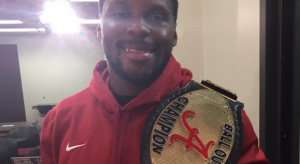 Alabama championship belt
