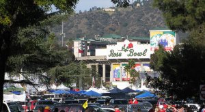 The Rose Bowl in 2010 baby