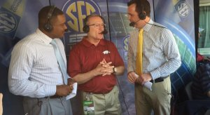 Jeff Long on SEC Network