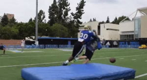 Myles Jack Kills a Man