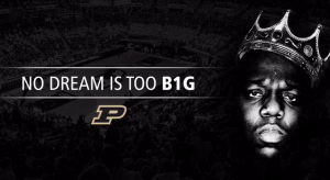 No, Purdue. No.