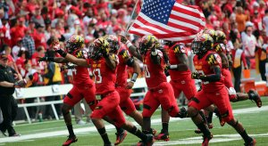 Maryland Takes the Field