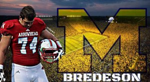 Ben Bredeson commits to Michigan. #HarbaughEffect