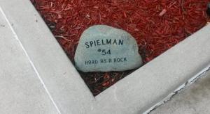 Spielman: Hard as Rock