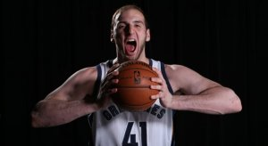 Kosta Koufos is rich.